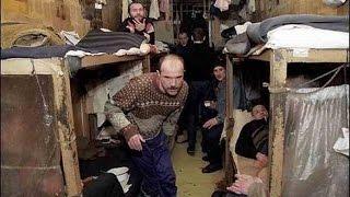 Страшные тюрьмы девяностых