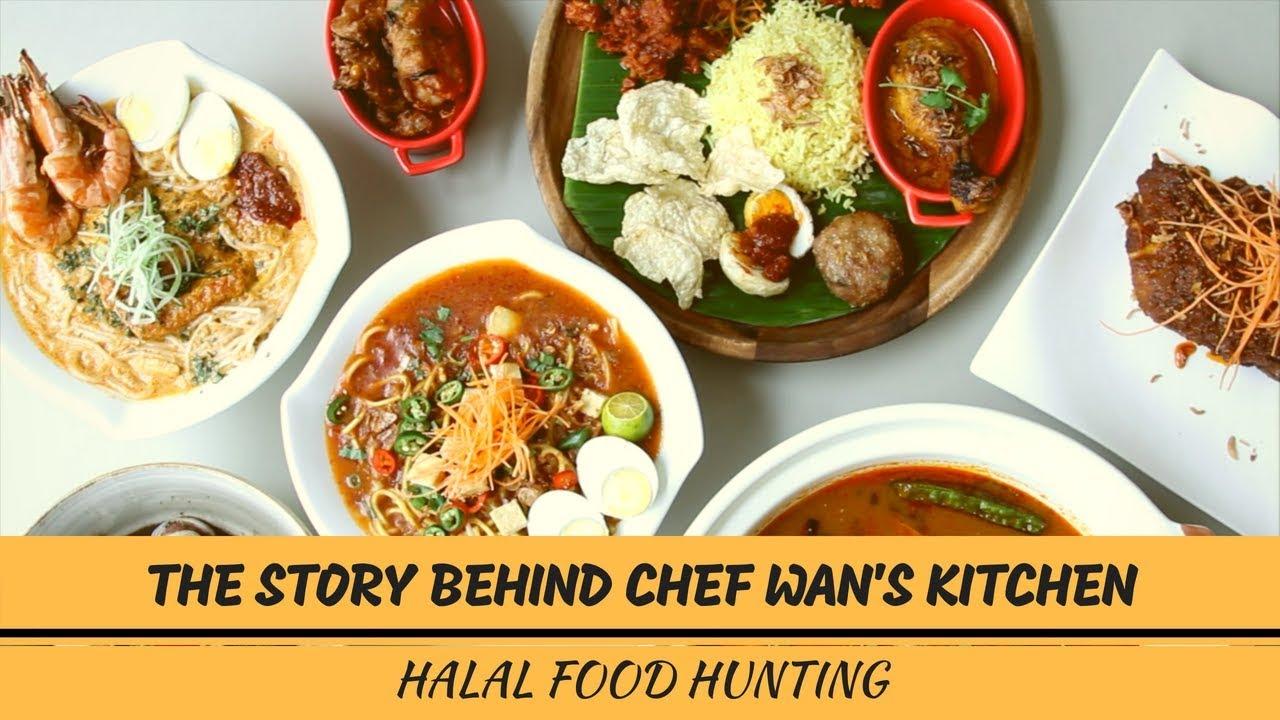Chef Wan S Kitchen Traditional Malay Food At Esplanade