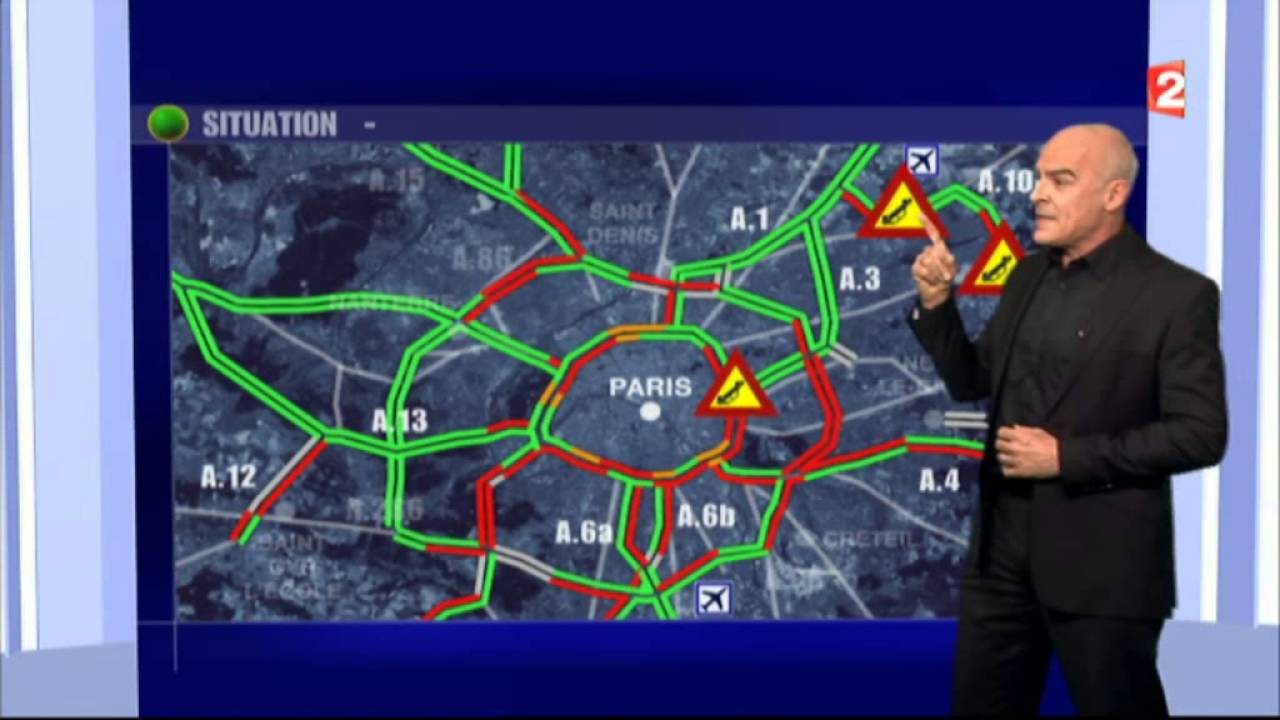 Point Route France 2 Direct 18h05 Youtube