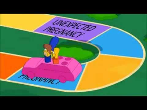 Симпсоны  Игра Жизнь