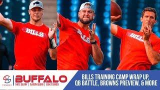 Buffalo Bills Wrap Up Training Camp