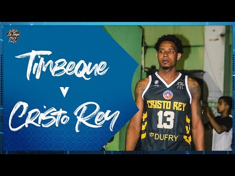 TIMBEQUE Vs CRISTO REY | 20.12.19 | JUEGO #1 | SERIE FINAL