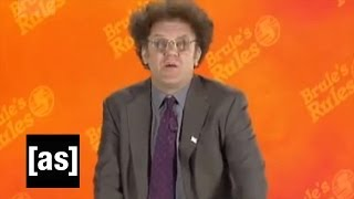 "Tim and Eric: ""Brule's Rules Focus on Genders"" (Awesome Show)"