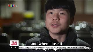 VTV Chuyển động 24h đưa tin về nghiện game
