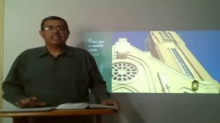 Elias no monte Horebe - Rev. Eduardo Venâncio - 1ª Reis 19
