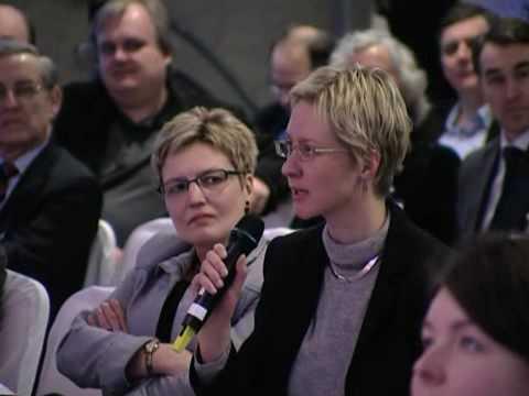 Lennart Meri Conference in Tallinn, 2008