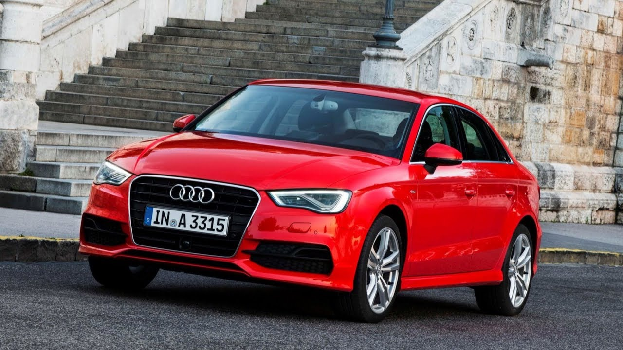 Audi A3 2018 Car Review - YouTube
