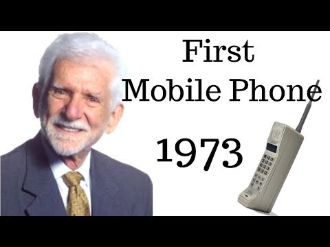 Who Invented First Mobile Phone In The World ? History In Hindi