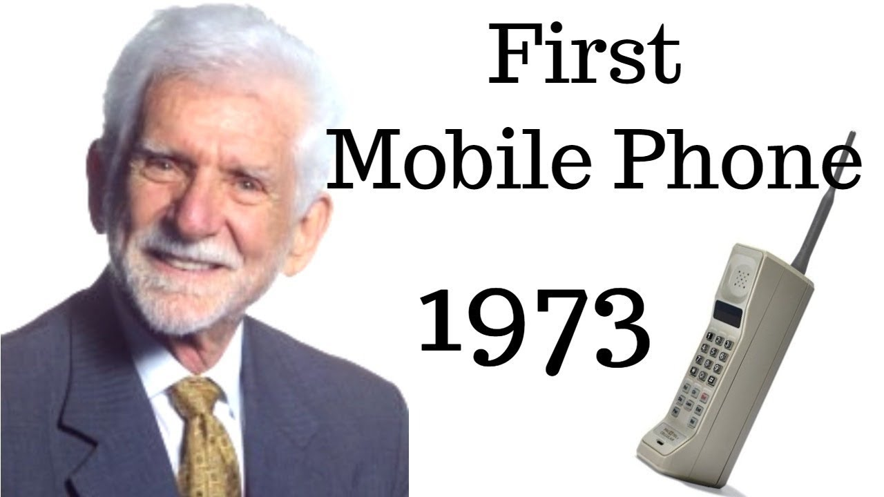 Who Invented First Mobile Phone in the World ? History in ...