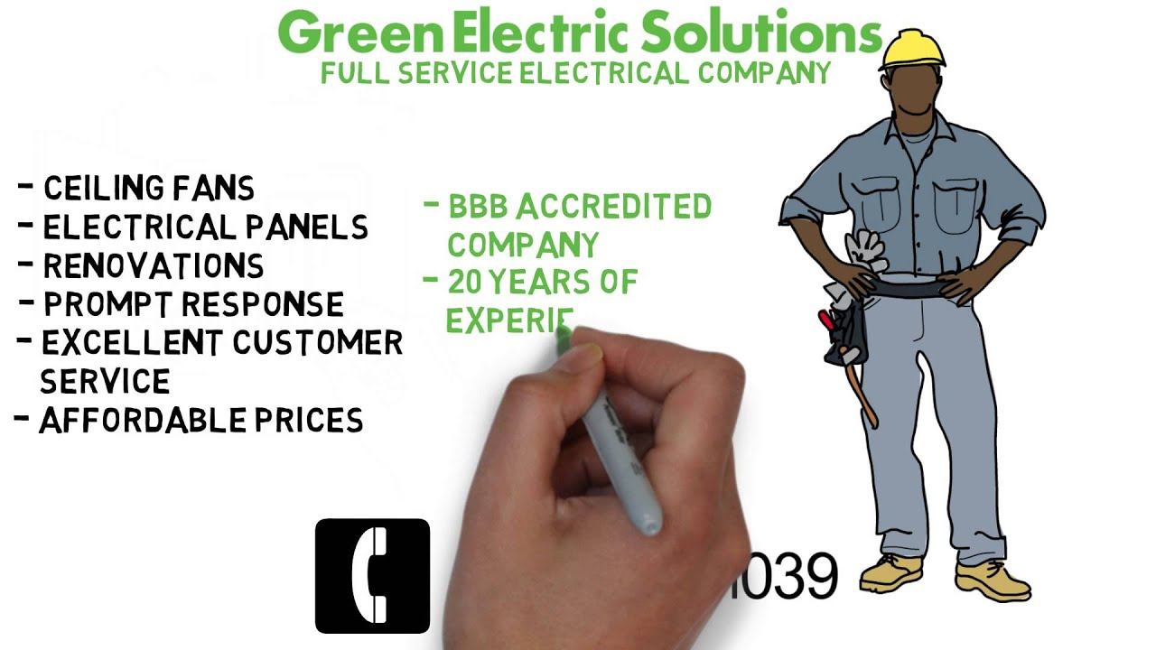 San Diego Electrician BBB A+ Contractor - Gforce Green