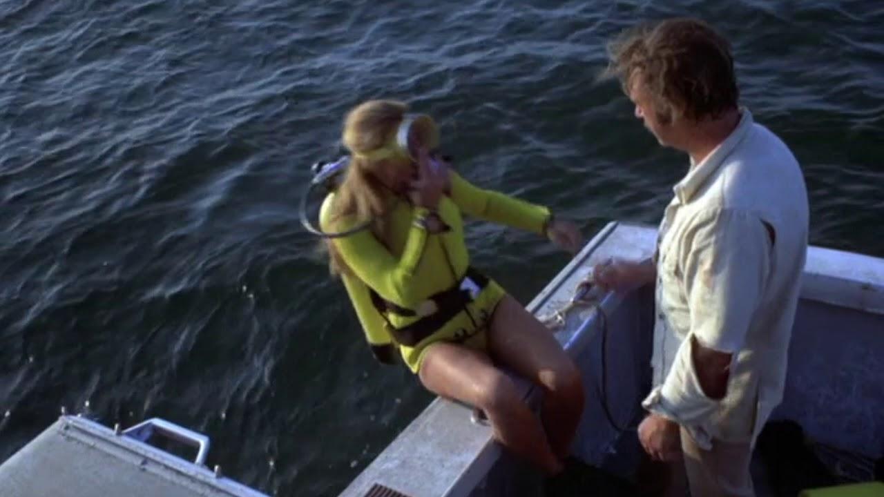 Sexy Scuba Girl fra en 70S Movie - Youtube-2598