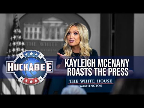 "Kayleigh McEnany ROASTS The Press For ""Dereliction Of Duty"" 