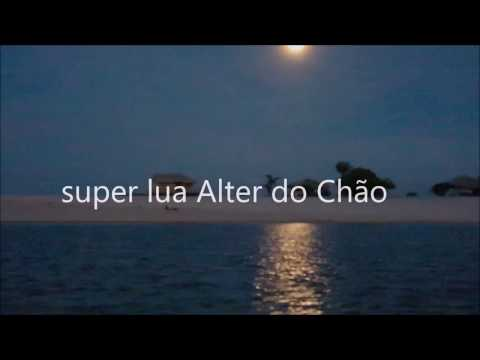 Super Lua Alter do Chão