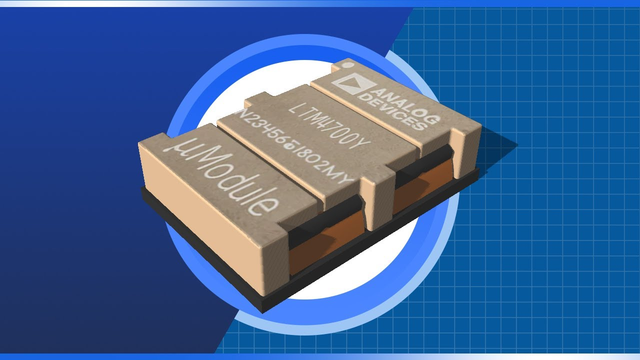 Linear Technology / Analog Devices LTM4700 µModule® Regulators | New  Product Brief