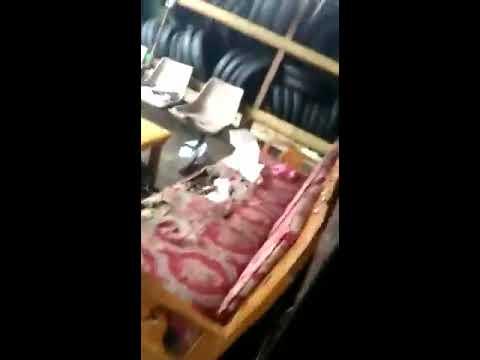 Akibat Angin Puting Beliung di Ciamis Tumbangkan Puluhan Pohon di Dua Kecamatan