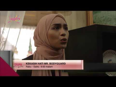 Download Kekasih Hati Mr. Bodyguard l Minggu 8