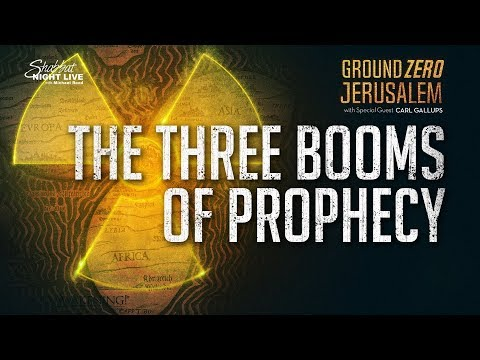 The Three Booms Of Prophecy