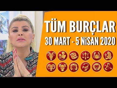 TÜM BURÇLAR | 30 Mart - 5 Nisan 2020 | Nuray Sayarı'dan haftalık burç yorumları
