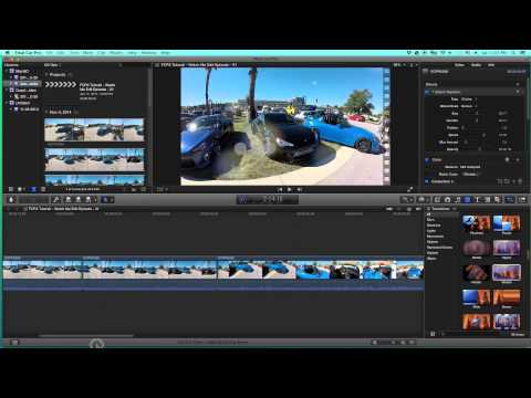 Final Cut Pro X Tutorial - Watch Me Edit - Episode 01 | FCPX How To
