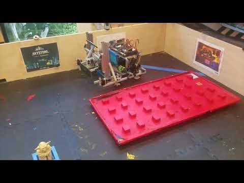 #cisrobotics14838 Death Star Platform Re Position Autonomous
