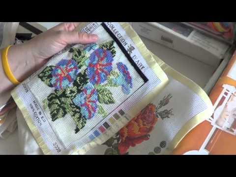 Video #77 Second-hand craft supplies