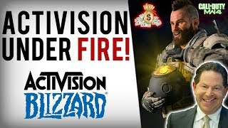 "Activision's Chaos! Blizzard Uses Spyware & Call of Duty BO4/MW4 ""Testing"" Greedy Microtransactions!"