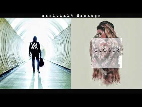 Thumbnail: Faded vs. Closer (Mashup) - Alan Walker, The Chainsmokers & Halsey - earlvin14 (OFFICIAL)