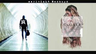 Faded vs. Closer (Mashup) - Alan Walker, The Chainsmokers & Halsey - earlvin14 (OFFICIAL) Mp3