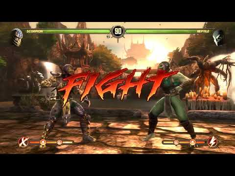 Cheat Trainer Mortal Kombat Komplete Edition