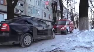 Обстрел в Донецке.Опубликовано видео обстрела съёмочной группы Лайфа в Донецке