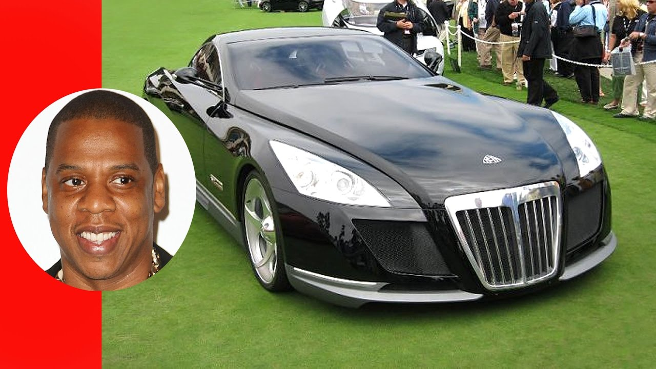Top 10 expensive celebrity cars