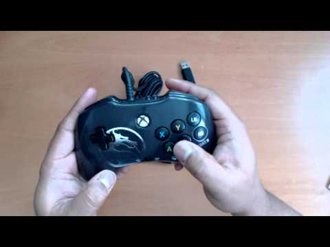 The Outerhaven Reviews - PDP Mortal Kombat X Gamepad (X360/Xone)