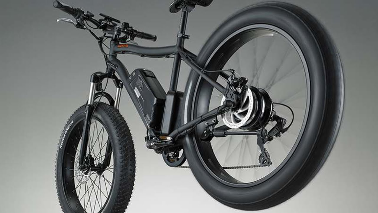 5 Of The Best Electric Bikes You Can In 2017