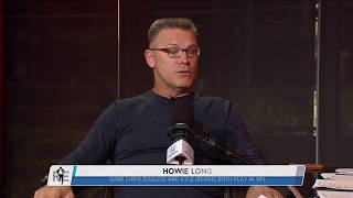 NFL ON FOX Analyst, Howie Long, on His Son's Kyle & Chris Long - 8/15/17