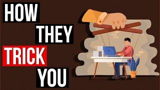 Psychological Manipulation 14 PsychoĮogical Tricks Most People Miss