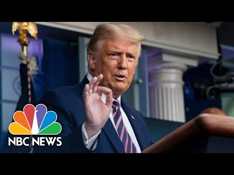 Live: Trump Holds News Conference At White House   NBC News