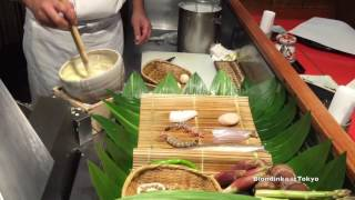 Tokyo  Гастрономический тур / Tempura / где обедают президенты разных стран