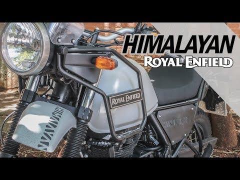 Royal Enfield Himalayan em Detalhes! - MOTO.com.br