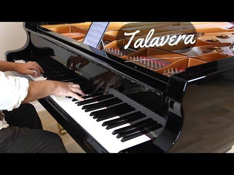 Talavera (The Art Of Piano) David Hicken Piano Solo
