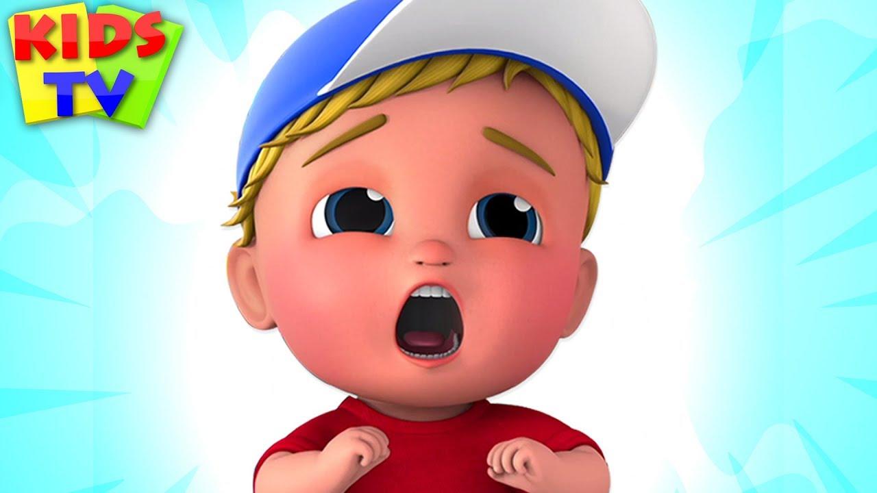 Sneeze Song   Junior Squad   Nursery Rhymes & Songs for Babies