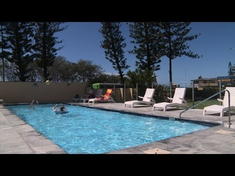 Seacrest Holiday Apartments, Surfers Paradise, Gold Coast
