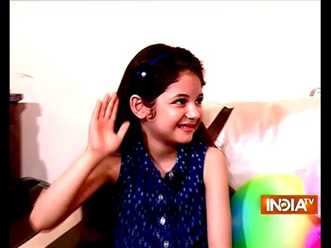 Bajrangi Bhaijaan: Harshaali Malhotra aka 'Munni' Exclusively on India TV