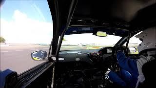 Pugsport Racing Peugeot 208 GTi CSCC Silverstone 2019 Quailfying