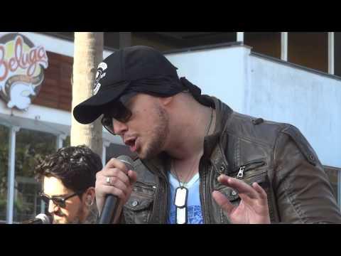 Banda Malta - Diz Pra Mim (Gravação do Programa Estrelas - Shopping Downtown 28-04-15)