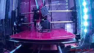 timelapse ABS Octo Stand Print
