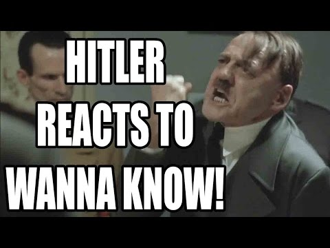 Hitler Reacts To Meek Mill Wanna Know (Drake Diss)