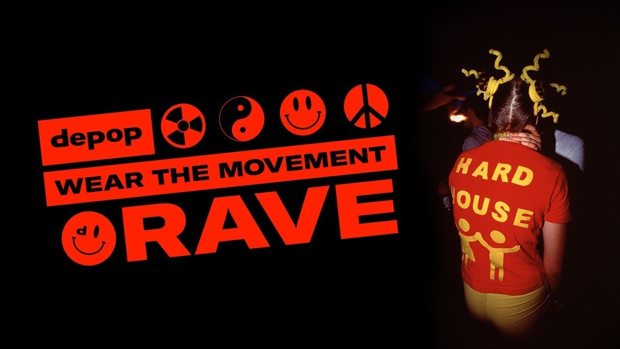 Uncovering the legacy of '90s rave culture | Wear The Movement: a Depop  documentary
