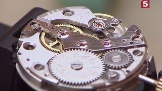 Механические часы: Сделано в России. Утро на 5