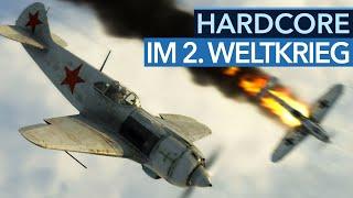 Die Great Battles liefern gewaltige Luftschlachten - IL-2 Sturmovik