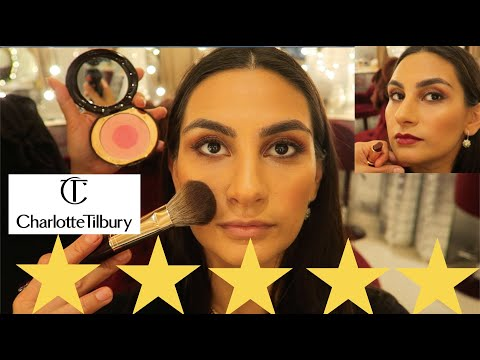 I WENT TO THE BEST REVIEWED MAKEUP ARTIST AT CHARLOTTE TILBURY IN ABU DHABI !